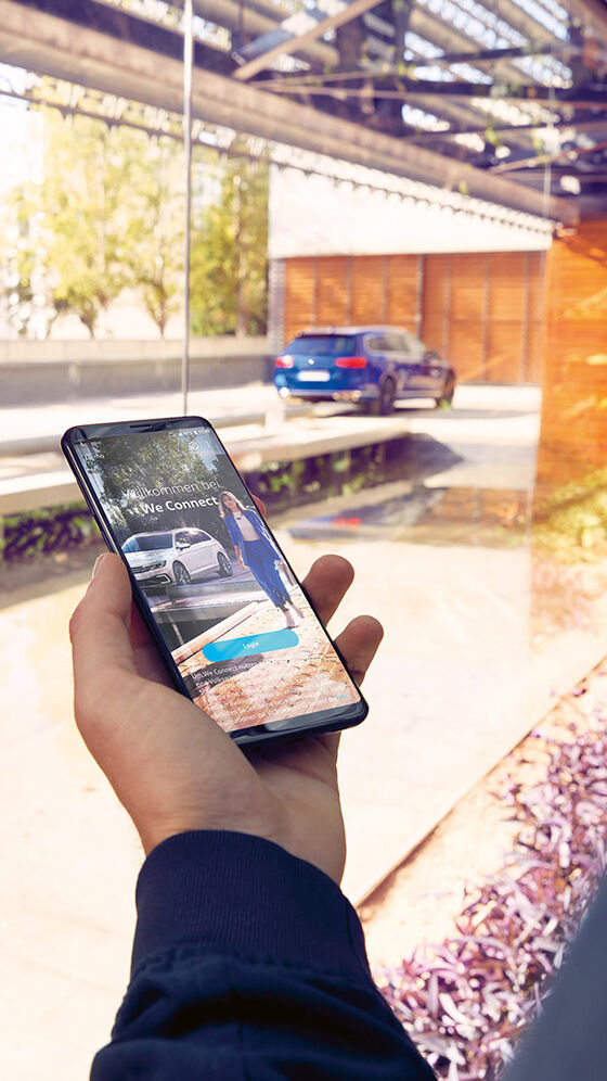 Connectivity Services von Volkswagen